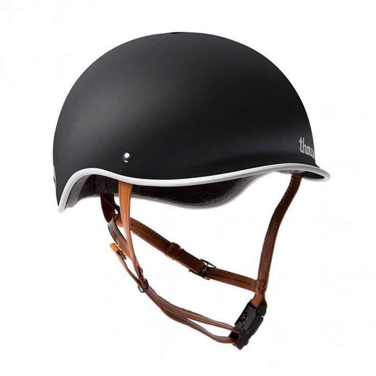 Thousand Bicycle Helmet - Black | Cyclechic