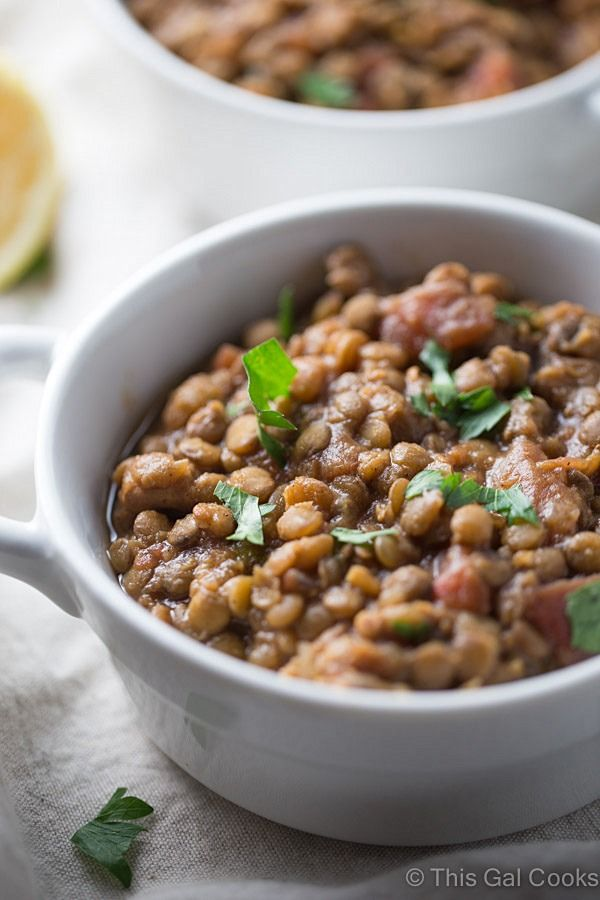 ... Lentil Soup | Recipe | Lentils, Moroccan Lentil Soup and Lentil Soup