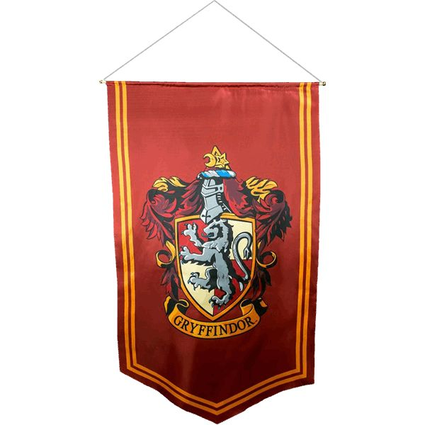 Harry Potter - Gryffindor House Banner - ZiNG Pop Culture
