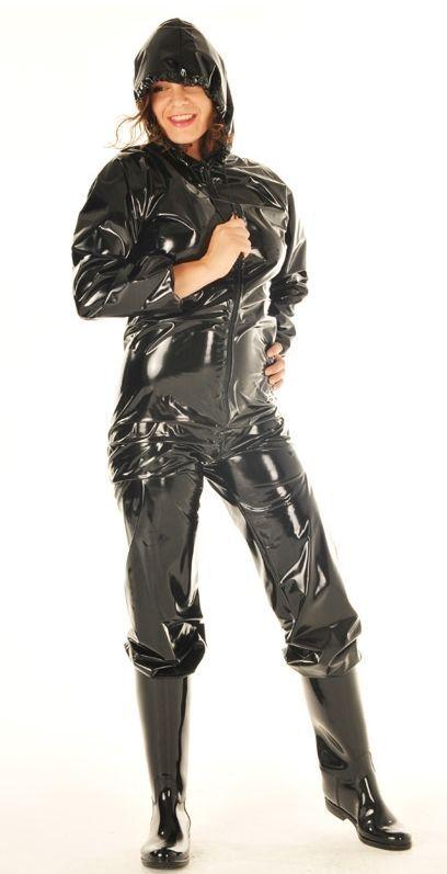 rainsuit pvc rainwear and rubber 1 pinterest full body suit body suits and catsuit. Black Bedroom Furniture Sets. Home Design Ideas