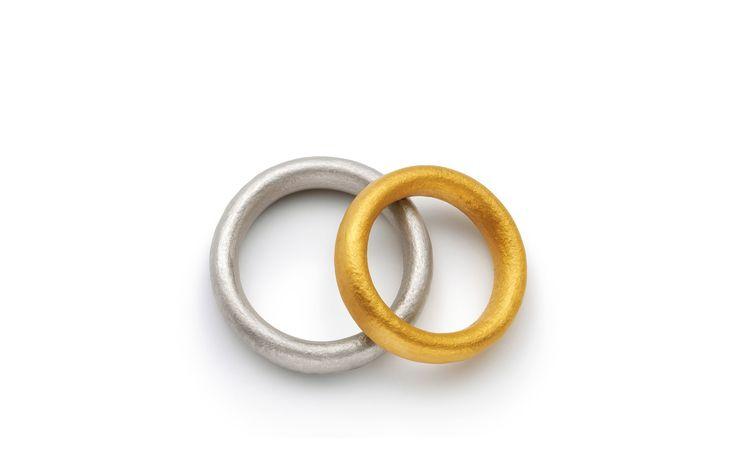 Niessing Symbolon. »In der Antike wurden einfache Tonringe zerteilt und als Zeichen der Zusammengehörigkeit ausgetauscht. Diese Ringe nannte...