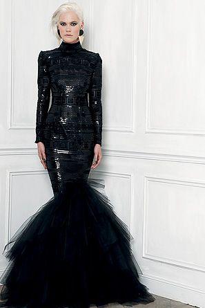robe diliges william carnimolla pour tati mariages 2014 en tulle et paillettes - Tati Mariage Paris Barbes