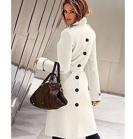 Сайты для покупки белого пальто