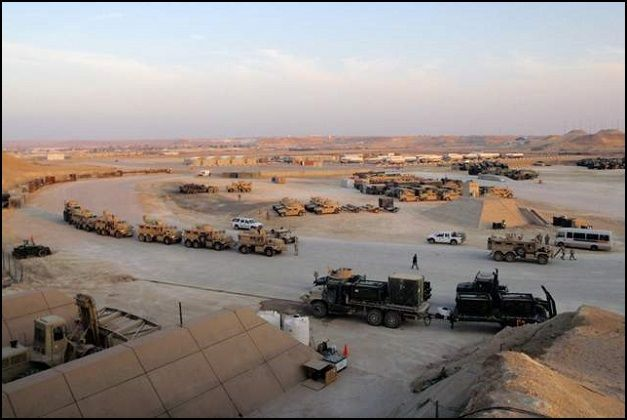 BREAKING: Initial Report: ISIS Captures al-Asad Air Base in Western Iraq – 300 US Marines Trapped on Base