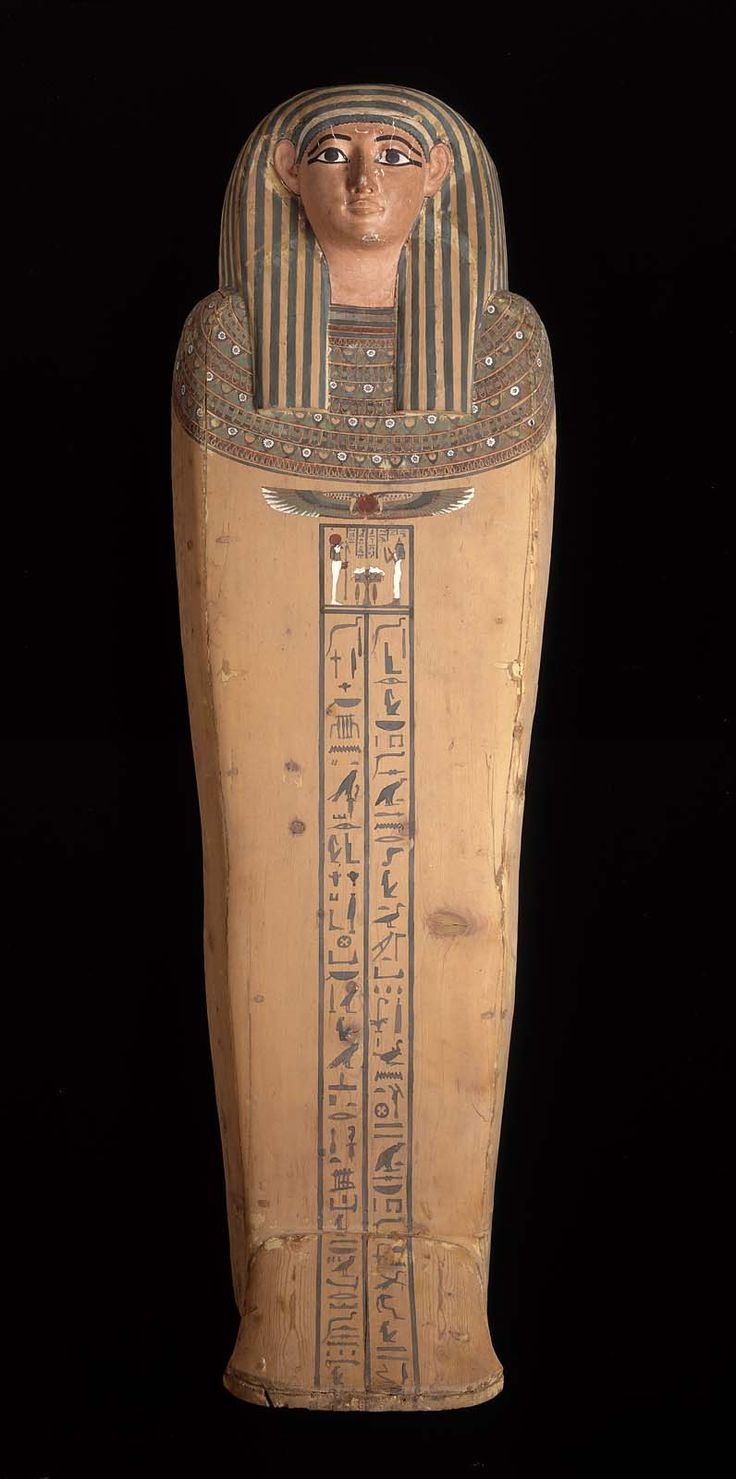 Coffin Of Pedi-Osiris