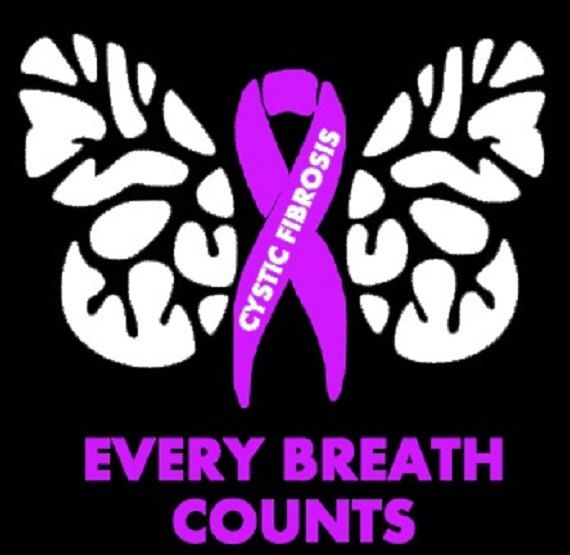 Cystic Fibrosis Decals Fundraiser By Ccjsavenew5431 On