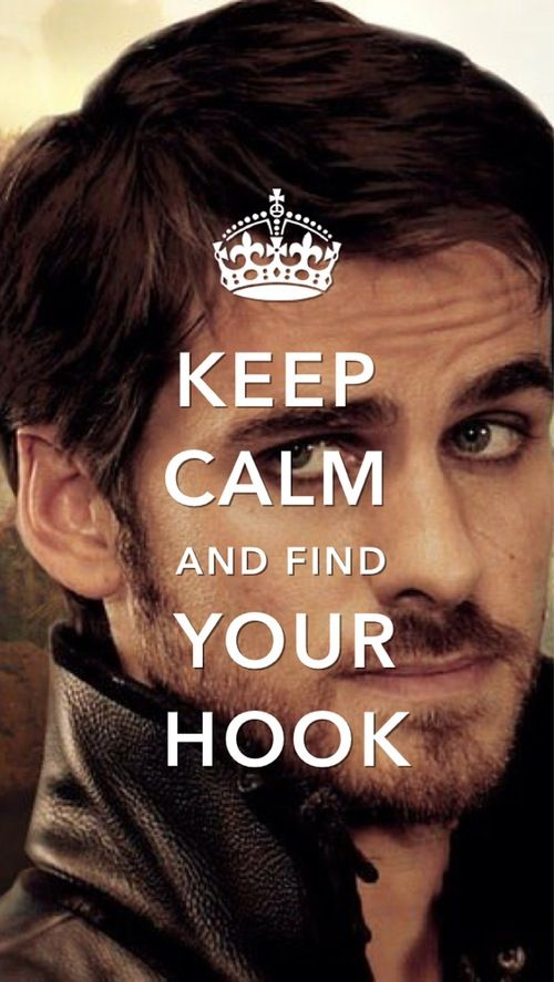 Love Killian Jones/Hook!