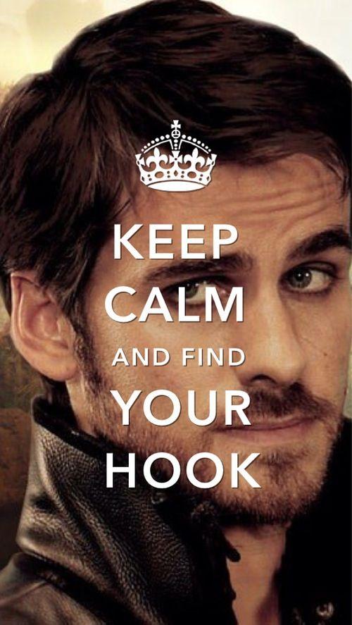 Love Killian Jones/Hook!