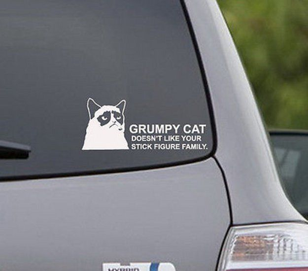 The Best Worst Stick Figure Families Parenting Humor - Vinyl decals for your caramazoncom your stick family was delicious trex vinyl decal