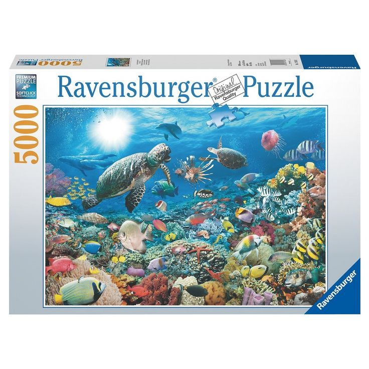 Ravensburger Beneath the Sea Puzzle - 5000 Pieces