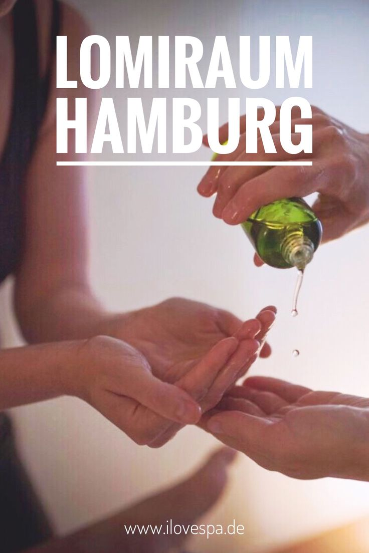 Spa & Wellness in Hamburg - Lomiraum Hawaiianische Massage Hamburg
