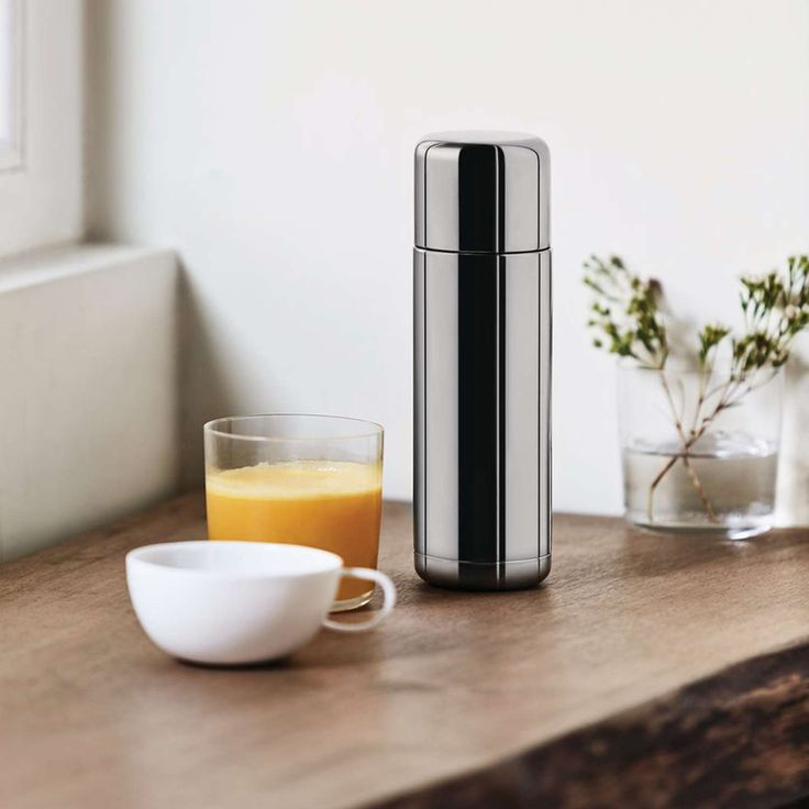 The Nomu Double Wall Vacuum Flask was made to keep Mom's favorite soups and beverages hot for hours at a time, making it a promising addition to her morning routine.