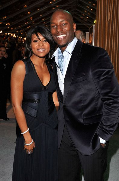"""According to Tyrese's tweets,actor/singer Tyrese and actress Taraji P. Henson may be reunited soon in a new movie. The two starred in John Singleton's """"B"""
