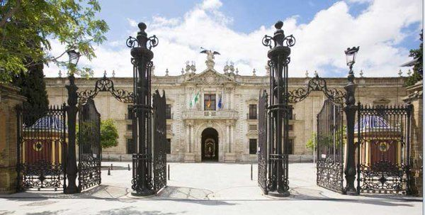 Old tobacco factory, now University of Seville, Spain