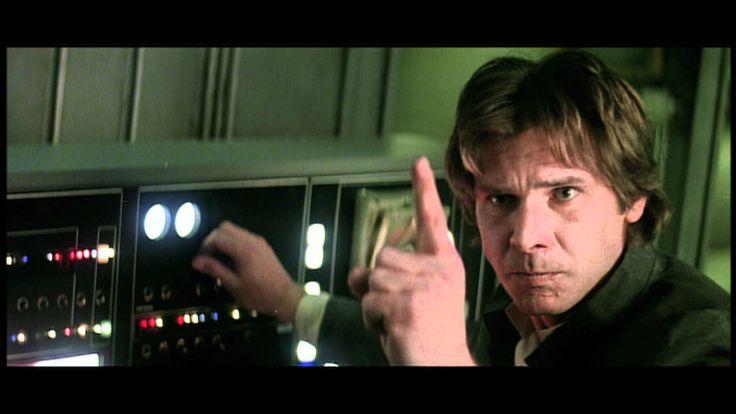 Star Wars Episode V: The Empire Strikes Back - Trailer [Second in cinema / Segunda proyectada en las salas]