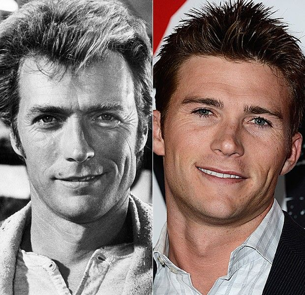 "Like father like son...wow what a resemblance in a very positive way!  I still think Clint was ""it""!"