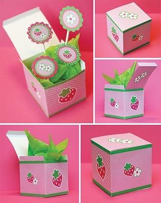 Strawberry Shortcake party ideas from designdazzle.blogspot.com!