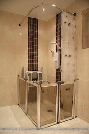 Disabled Baths Showers Shower Trays Absolute Mobilitydisabled The Kittiwake Handicap Accessible Ideas Pinterest