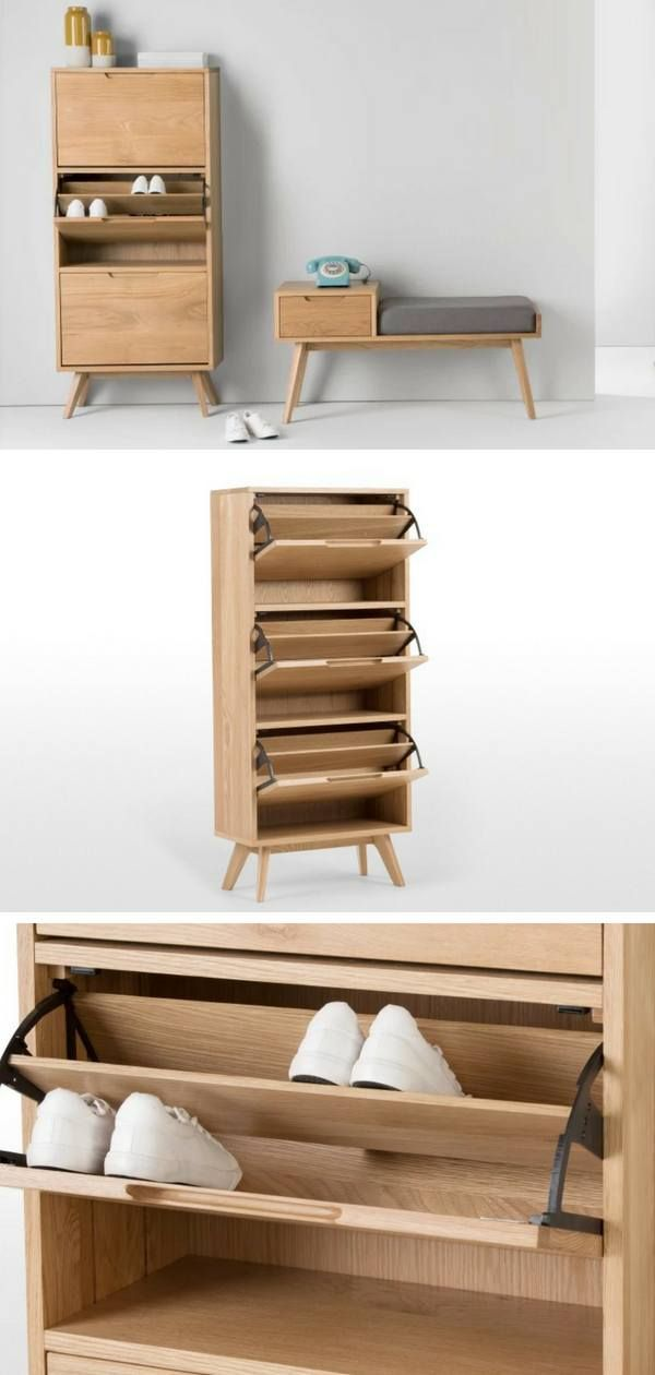Meuble Chaussures Design pour meuble entrée