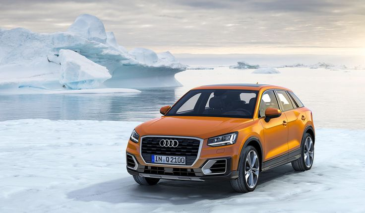 Audi's New Q Family Member: A new Audi Crossover that doesn't look like the others ones – germandriver