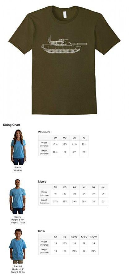 Mens Battle Tank Military Shirt Love Tanks Army Gifts Veteran Tee Large Olive