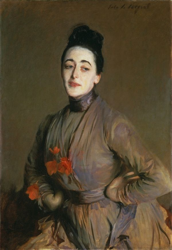 Miss Priestley John Singer Sargent
