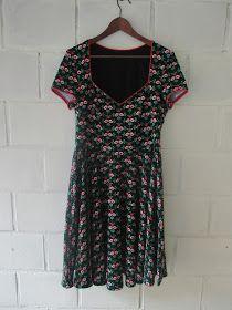 Mamadammeke: Pin-up jurk #3 & Candy-Soleil#3
