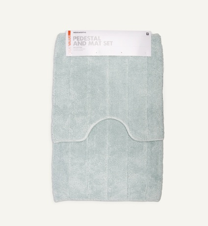Bath mat set - R150