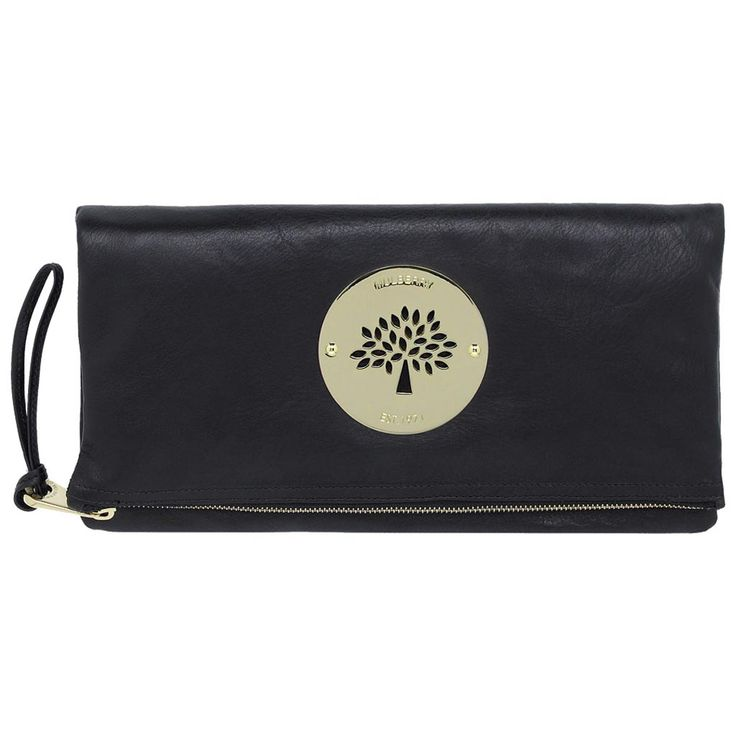 Next on the Mulberry bag list - Daria Cluctch
