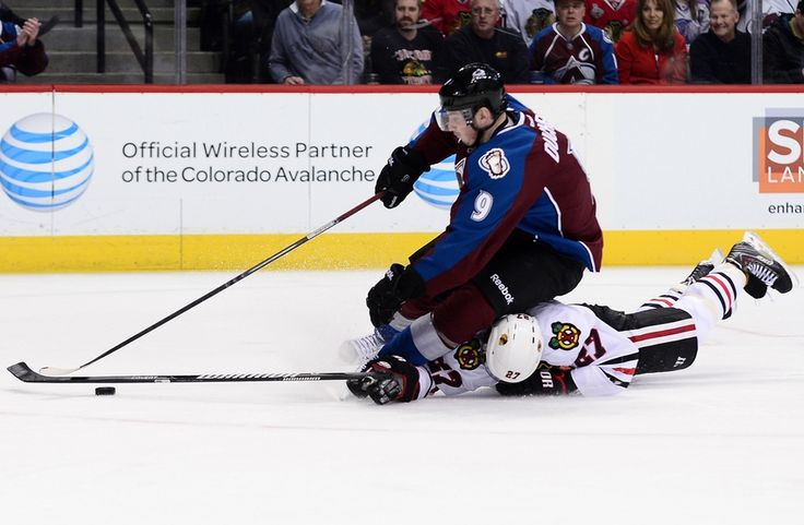 Matt Duchene Colorado Avalanche