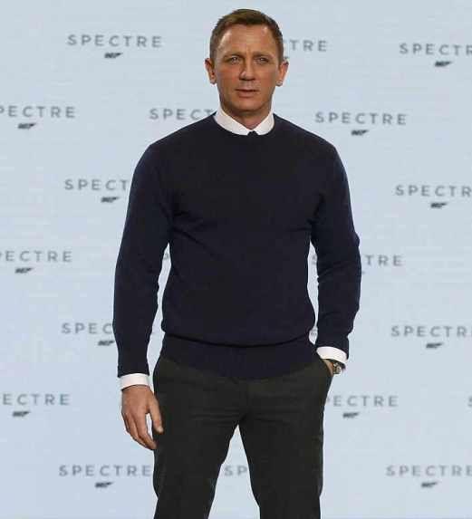 Daniel Craig Height | ♛TopTradings.net♛ | Pinterest ...