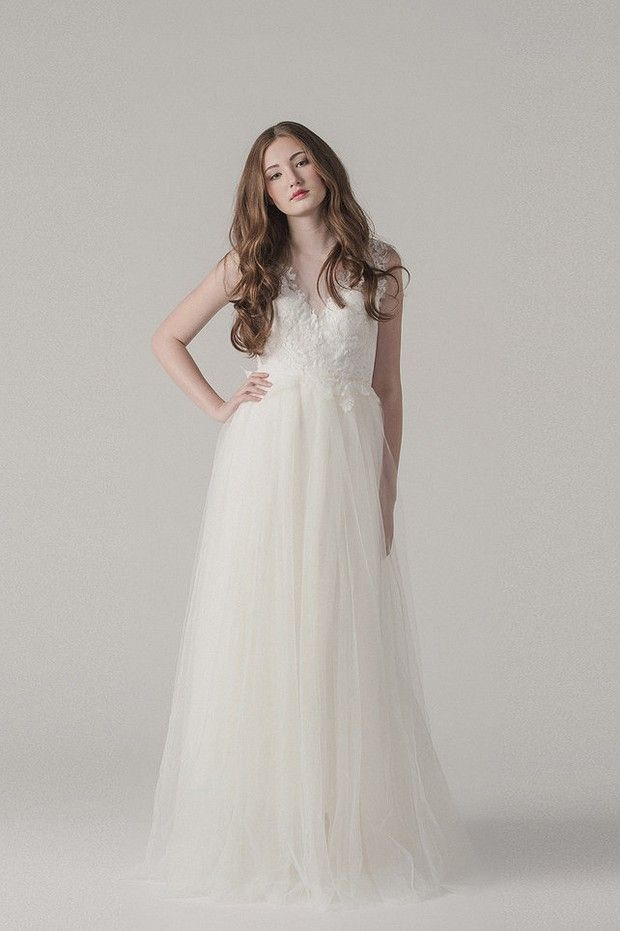 Sarah Seven Wedding Dresses – 2015 Collection | weddingsonline