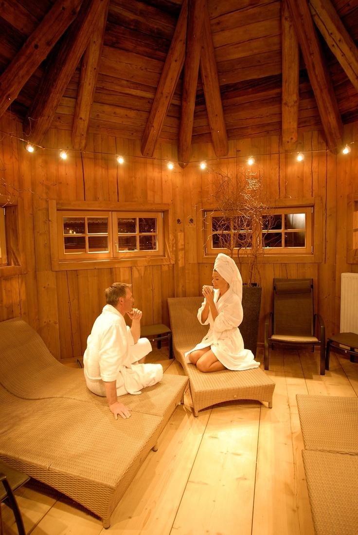 Wellnesshotel Alpine Palace Ruheraum