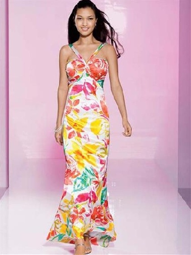 Niki Livas Prom Dresses with Black Diamonds