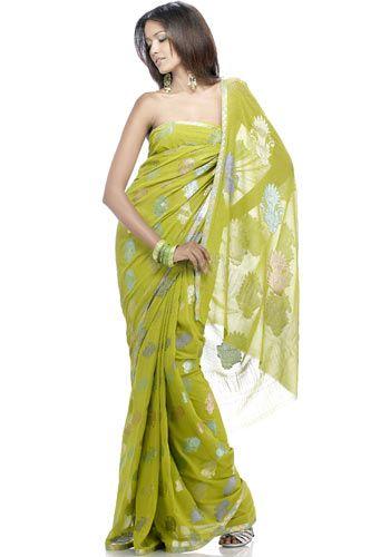 Beautiful Saree draping