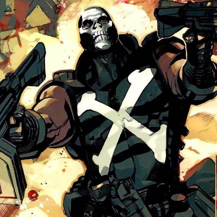 Cine Games World: Capitão América: Guerra Civil - Frank Grillo fala sobre o Ossos Cruzados
