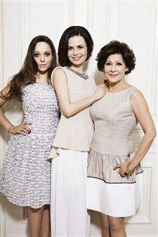Aleksandra Radwańska, Magdalena Kumorek i Dorota Kolak