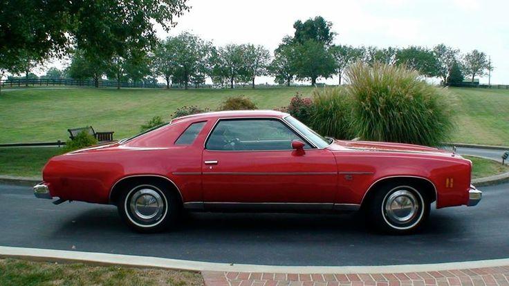 1975 Chevrolet Chevelle Malibu Classic Chevrolet