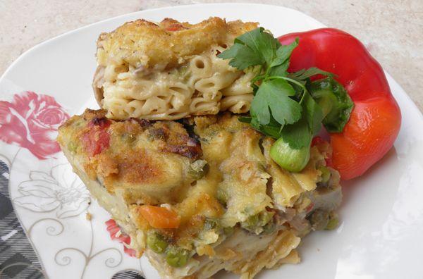 Παστίτσιο λαχανικών - Συνταγές Μαγειρικής - Chefoulis
