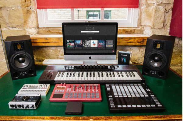 Noiiz - Win an Insane $5,000 Home Studio Setup - http://sweepstakesden.com/noiiz-win-an-insane-5000-home-studio-setup/