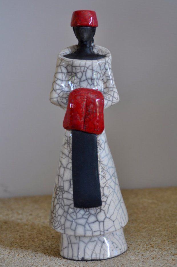 Les 25 meilleures id es concernant sculptures c ramiques sur pinterest sculptures en argile - Idee de poterie ...