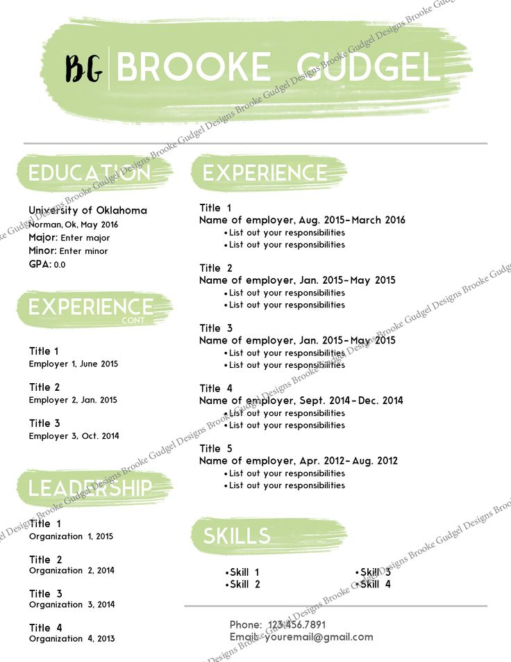 12 best Creative Spice images on Pinterest Spice, Templates and DIY - sorority recruitment resume