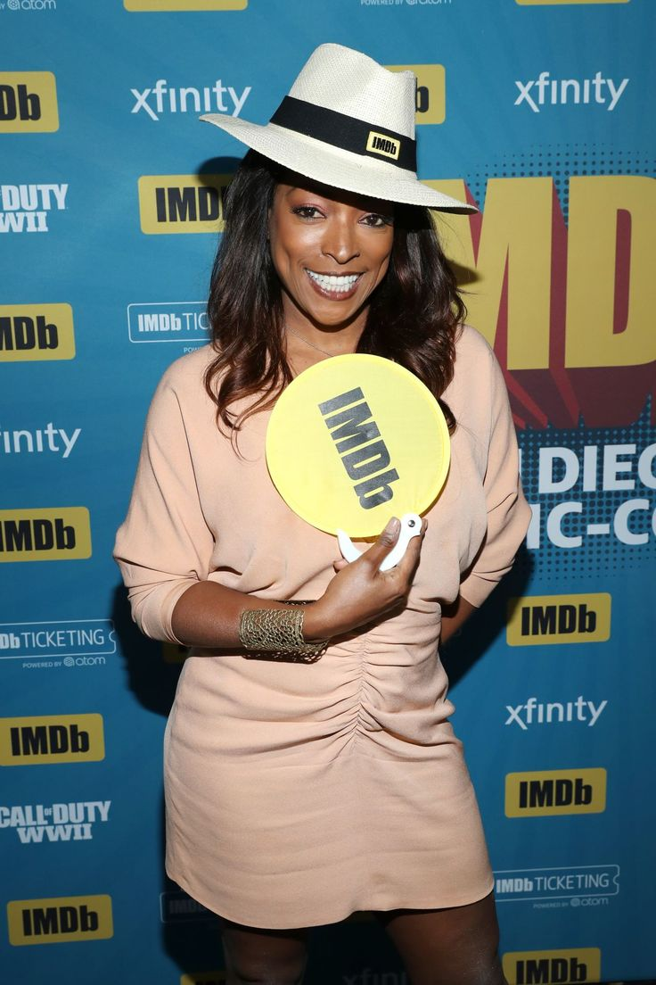 Kellita Smith – #IMDboat At San Diego Comic-Con 07/20/2017 | Celebrity Uncensored! Read more: http://celxxx.com/2017/07/kellita-smith-imdboat-at-san-diego-comic-con-07202017/