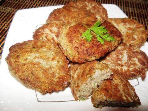 Гречневые котлеты с грибами / Простые рецепты