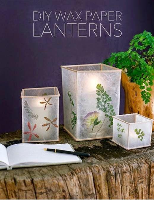 7 tutoriales de farolillos de papel | Decorar tu casa es facilisimo.com