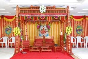 Love the colors, mandap