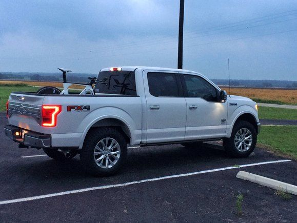 My 2 5 Leveled W 35s King Ranch Page 2 Ford F150 Forum