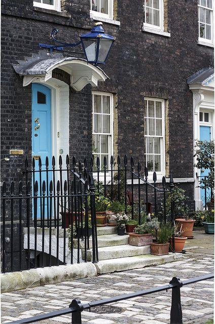Row House, London