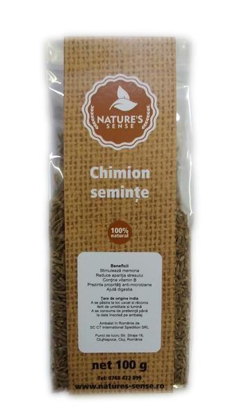 Cumin seeds, 100 gr. - crazybanana.eu