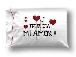 Imágenes de feliz día mi amor te amo | El universo del amor